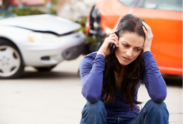 How does a car accident impact my insurance rates?