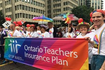 OTIP supports diversity at Pride