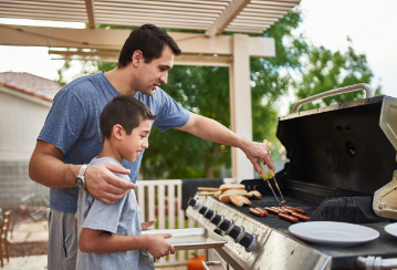 10 tips for safe summer grilling