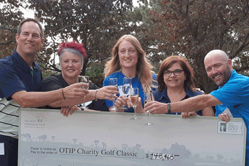 OTIP Charity Golf Classic raises more than $145,000 for OTIP Community Fund