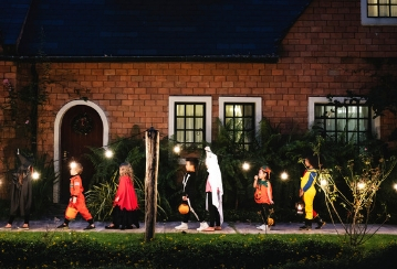 Halloween Safety Tips for Trick-Or-Treaters, Homeowners and Motorists