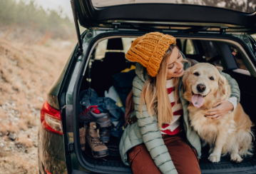 Driving with pets in your vehicle? Here's what you need to know