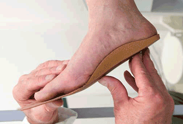 Be informed when buying your custom-made orthotics